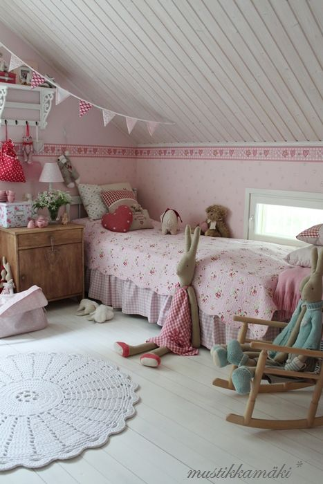 ♥ Normally I do not like cliche pinky girly, but this is soft & quirky & pretty