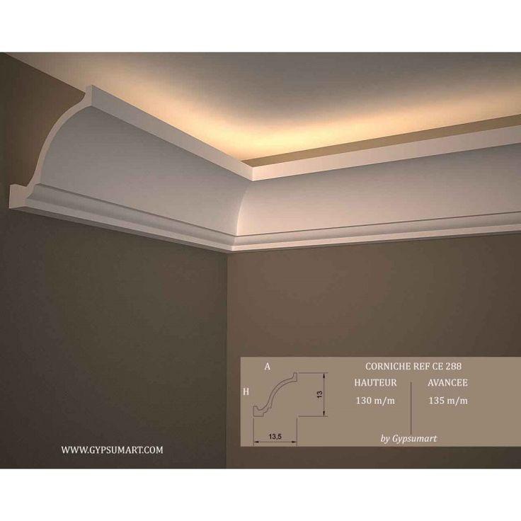 les 20 meilleures id es de la cat gorie faux plafond led sur pinterest eclairage led plafond. Black Bedroom Furniture Sets. Home Design Ideas