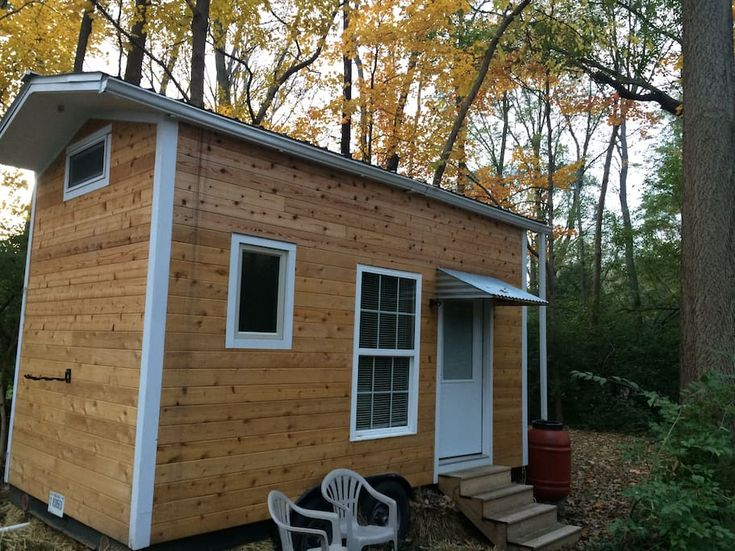16foot tiny house indianapolis in tiny houses for rent