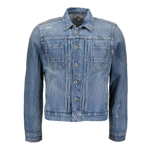 Iedere man moet eigenlijk wel een denim jacket hebben, wat vinden jullie van deze? Nu met €20,- korting! #mode #heren #mannen #jas #vest #denim #spijkerstof #uitverkoop #jacket #mensfashion #sale