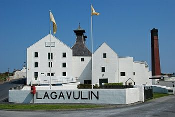 Lagavulin Single Malt is characterized by its strong peat flavor, iodine overtones, and being freaking awesome in every way.