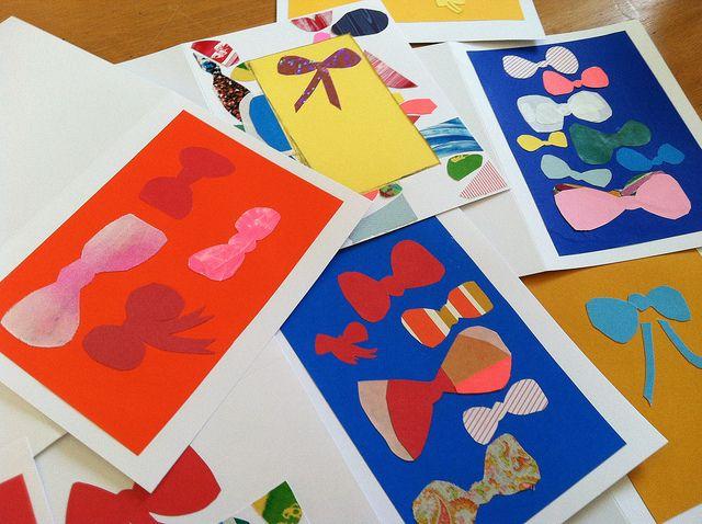 brandistrickland:cards on Flickr.