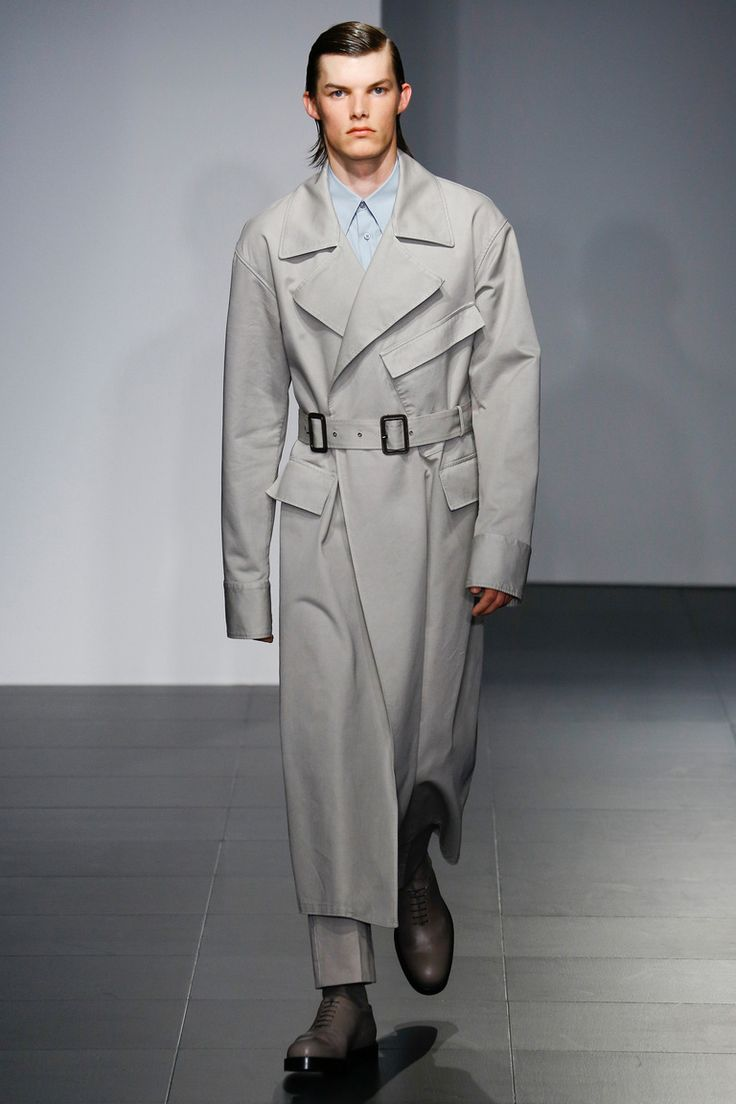 jil sander totallook