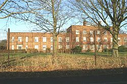Ashworth Hospital, where Ian Brady remains incarcerated as of 2013.