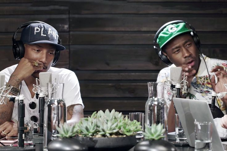 Tyler The Creator Chad Hugo Justin Timberlake Pharrell OtherTONE Episode