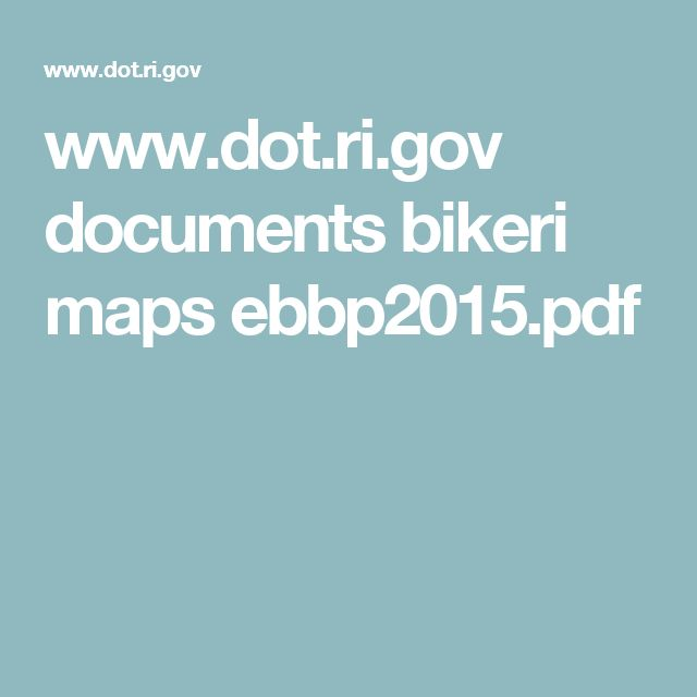 www.dot.ri.gov documents bikeri maps ebbp2015.pdf
