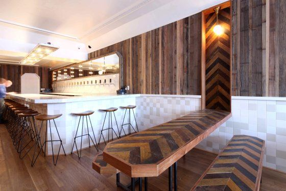 Tørst 02 / beer bar in greenpoint, bk. photo: Melissa Hom. can wait to check this out. via Grub Street #brooklyn #beer #bar