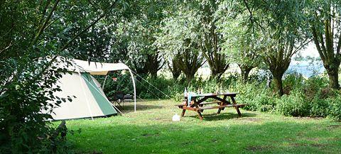 Natuurkampeerterrein Amstelkade: Natuur, rust en kindvriendelijk kamperen in Wilnis