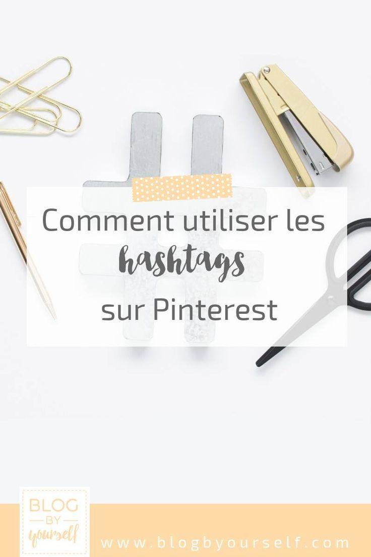 Les hashtags arrivent sur Pinterest : comment ça marche et comment les utiliser pour gagner en visibilité #pinteresthashtags #pinterestmarketing #pinteresttips #socialmedia #socialmediatips