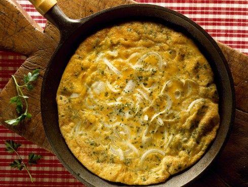 Dalla frittata di zucchine a quella di pasta, dalla frittata di patate a quella con caciocavallo.