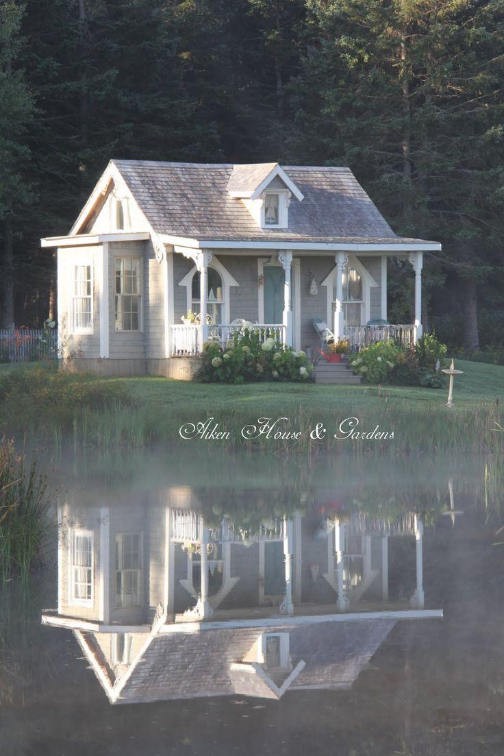 at Aiken House & Gardens, Breathtakingly Beautiful!
