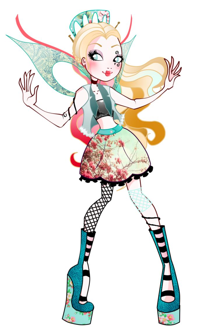 Ever After High Daughter Of The Little Mermaid