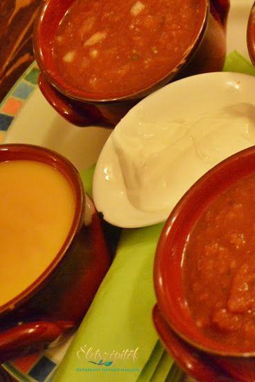 Tortilla chips (nachos) és 4 finom mártás | Életszépítők