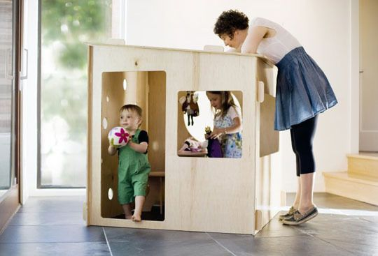 Great indoor playhouses