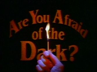 Are You Afraid of the Dark? TV Show - I used to watch this on YTV :P