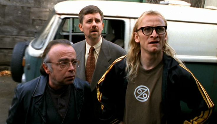Actor Dean Haglund Confirms via Twitter That The Lone Gunmen Will Be Returning to The X-Files