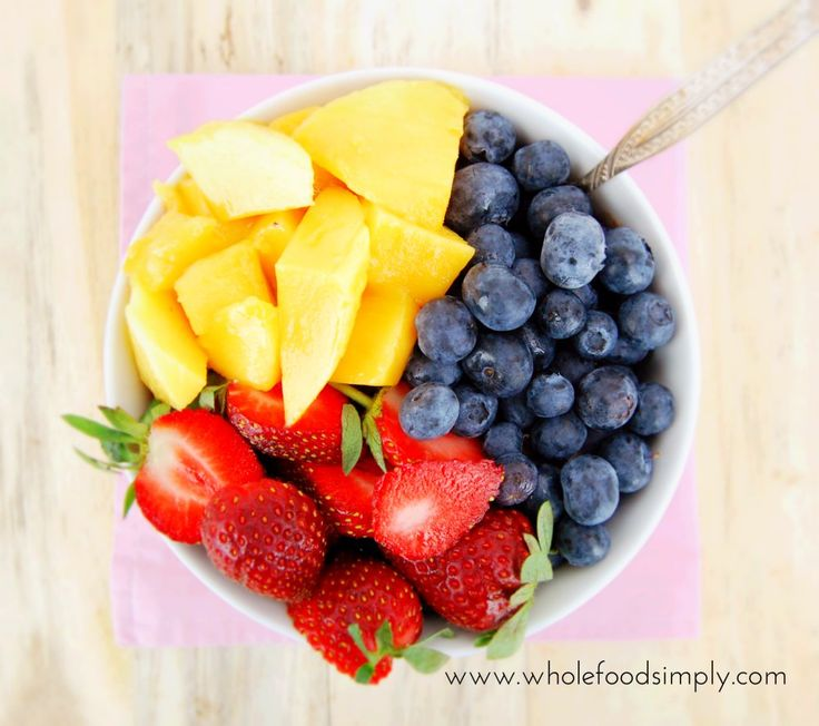 Fresh Fruit Sorbet. For the days when I want something light simple and delicious! Free from gluten, grains, dairy, egg, nuts and refined sugar.