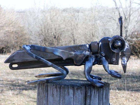 metal garden art from junk 88 best yard art images on pinterest junk art iron and scrap