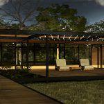 Club House, club de campo www.quebradadelosnogales.com.ar, arquitectura moderna en salta, argentina