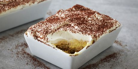 Classic Tiramisu ~ really really easy recipe that only takes half an hour to make. It tastes awesome =)