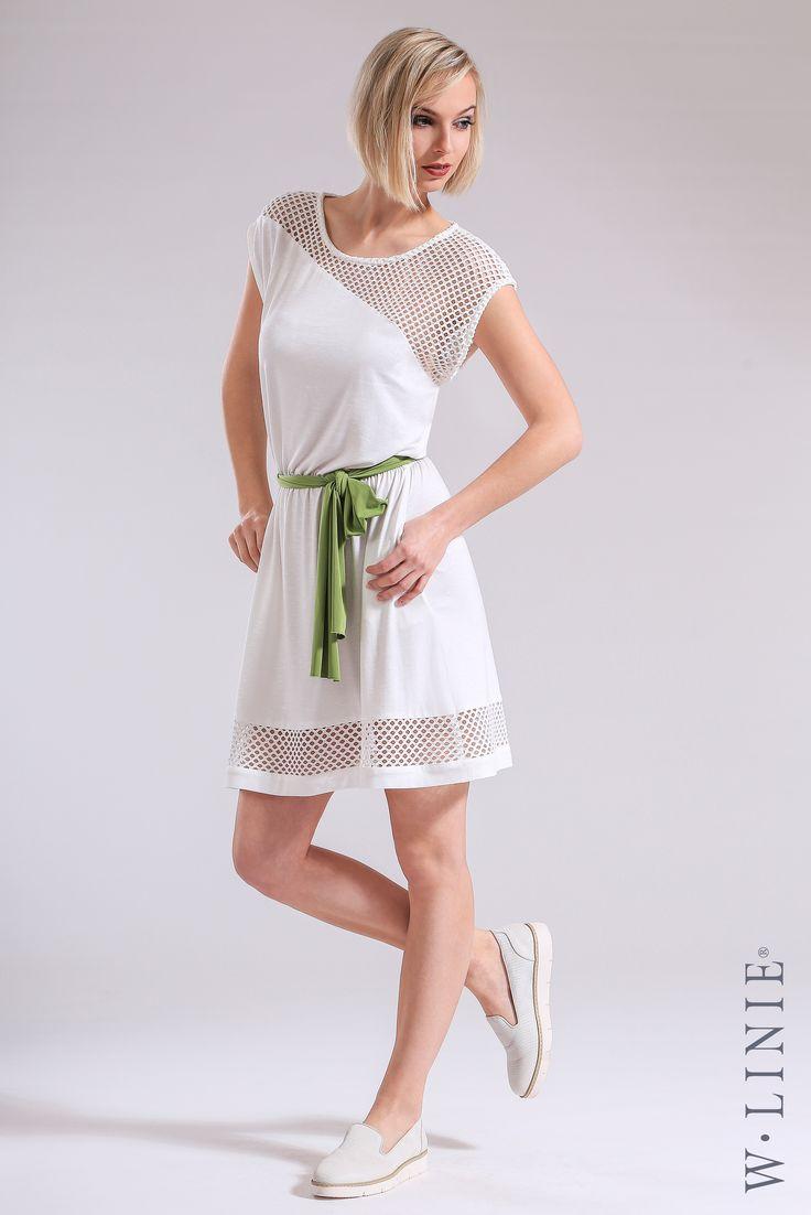 Lehké letní šaty, které oceníte při každé formální i neformální společenské akci! http://www.wlinie.cz/e-store-produkt-kod-5711088 #wlinie #fashion #summer #newarrivals #newcollection #móda #style #limitededition #czechmade #handmade #šaty