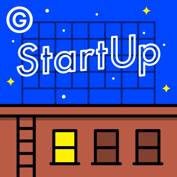 StartUp is a podcast series about what it's really like to get a business off the ground