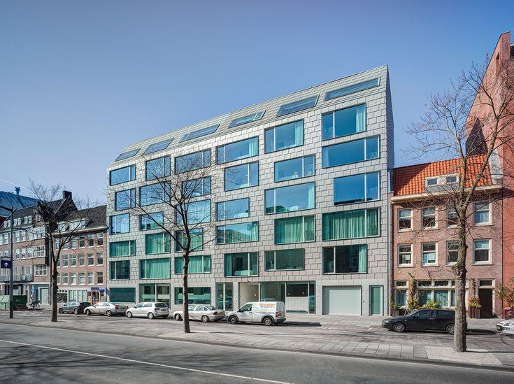 Wohnen Im Brahmsquartier: Wohnhaus The Double In Amsterdam