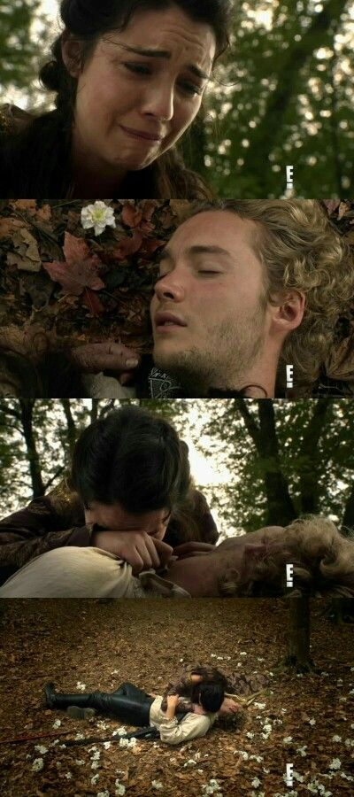 "#Reign 3x05 ""In A Clearing"""