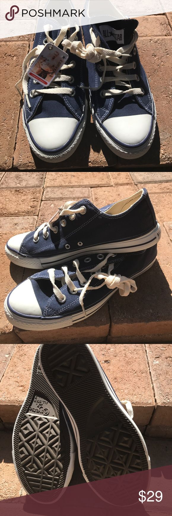 Converse All Star Oxford Chuck Taylor Men's 11 Authentic Converse All Star Oxford Chuck Taylor Navy Men's  US 11, BRAND NEW With Box. Price Firm, No offers Converse Shoes Oxfords & Derbys
