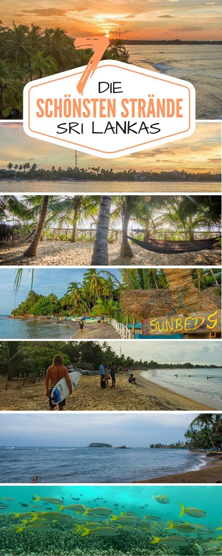 Die 7 schönsten Strände in Sri Lanka – Westküste & Ostküste – Back-Packer.org | Travel Independent, Experience More