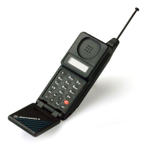 Motorola microtac on Pinterest | Mobile phone companies