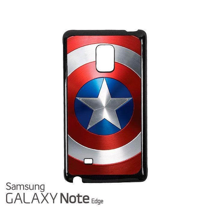 Shield Captain America Samsung Galaxy Note EDGE Case Cover