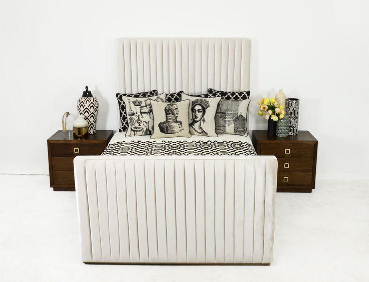 1000+ images about bedroom auf pinterest | betten, gepolsterte ... - Modernes Schlafzimmer Interieur Reise