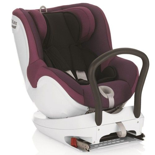 Britax DualFix Car Seat (Dark Grape)