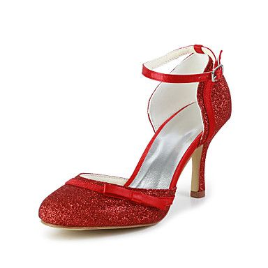 Great Sparkling Glitter Stiletto Heel Pumps with Wedding/Special Occasion Shoes(More Colors) – USD $ 59.99