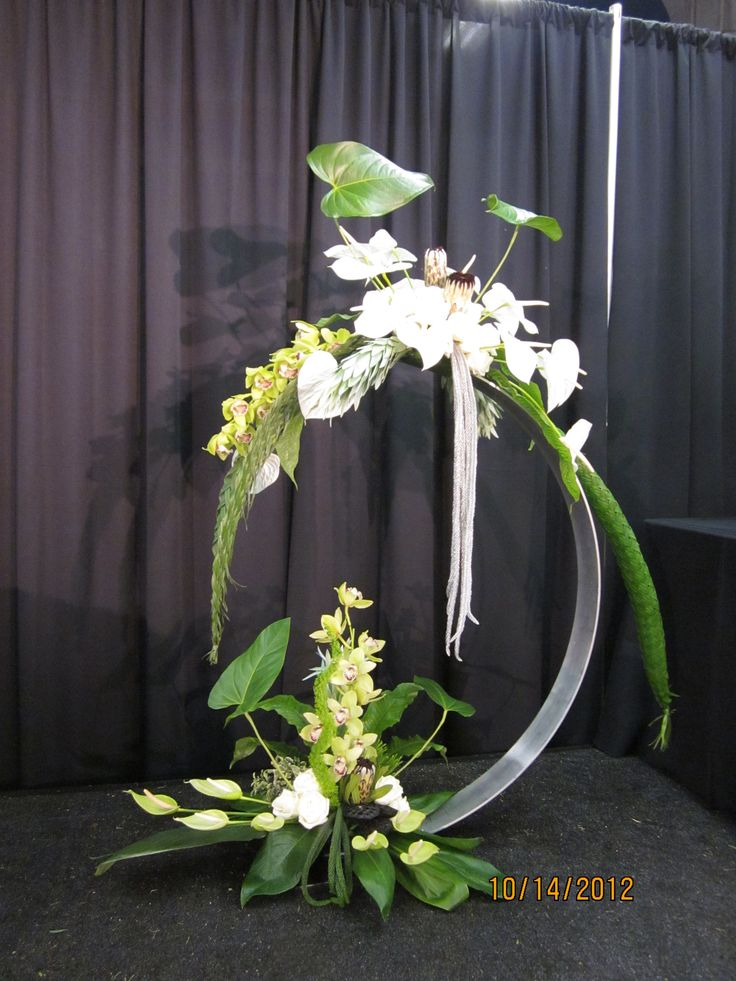 California State Floral Association Top 10 Competition