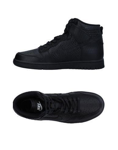 NIKE Women's High-tops & sneakers Black 11.5 US
