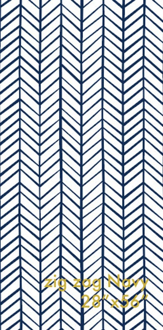 Removable Wallpaper Peel And Stick Wallpaper Herringbone Etsy In 2021 Herringbone Wallpaper Navy Wallpaper Removable Wallpaper