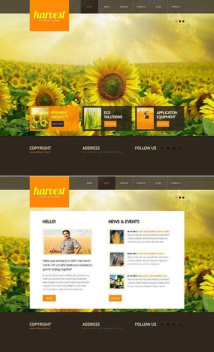 50 best Website reference images on Pinterest Design websites - neighborhood website templates