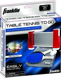 Table Tennis To Go                                                                                                                                                                                 More