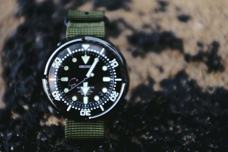 Seiko Marinemaster SDBD009 'Spring Drive Tuna' Review | aBlogtoWatch