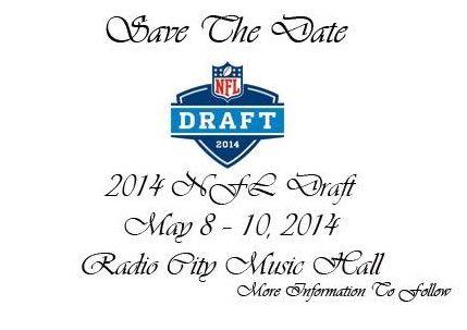 Nfl draft 2014 | True Blue » E' già tempo di pensare al Draft