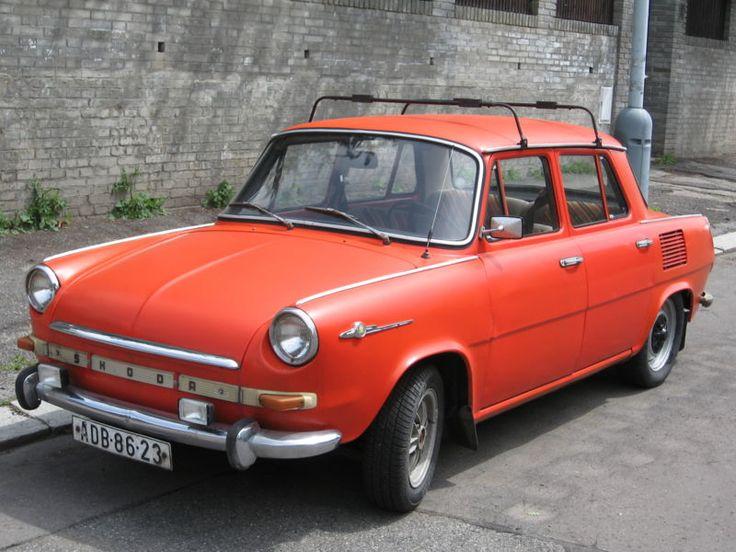 1969 Škoda 1000 MB