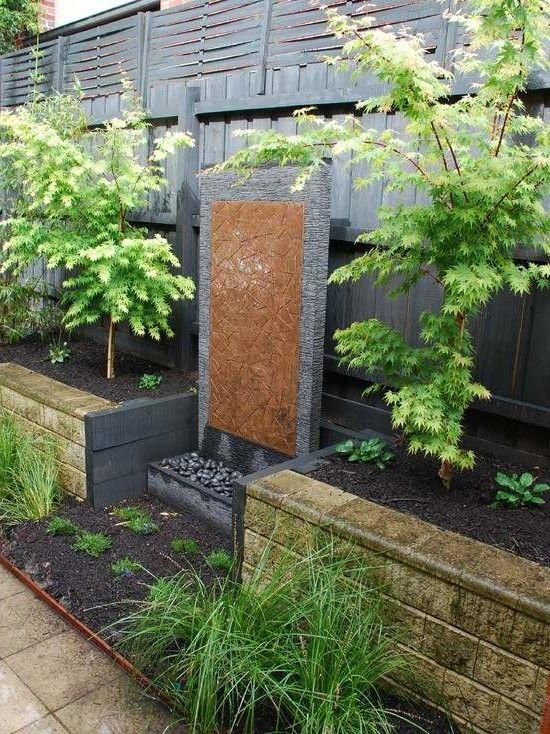 Wasserwand Selber Bauen U2013 Schoolfind, Best Garten Ideen