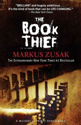 BARNES & NOBLE | The Book Thief by Markus Zusak | NOOK Book (eBook), Paperback, Hardcover, Audiobook