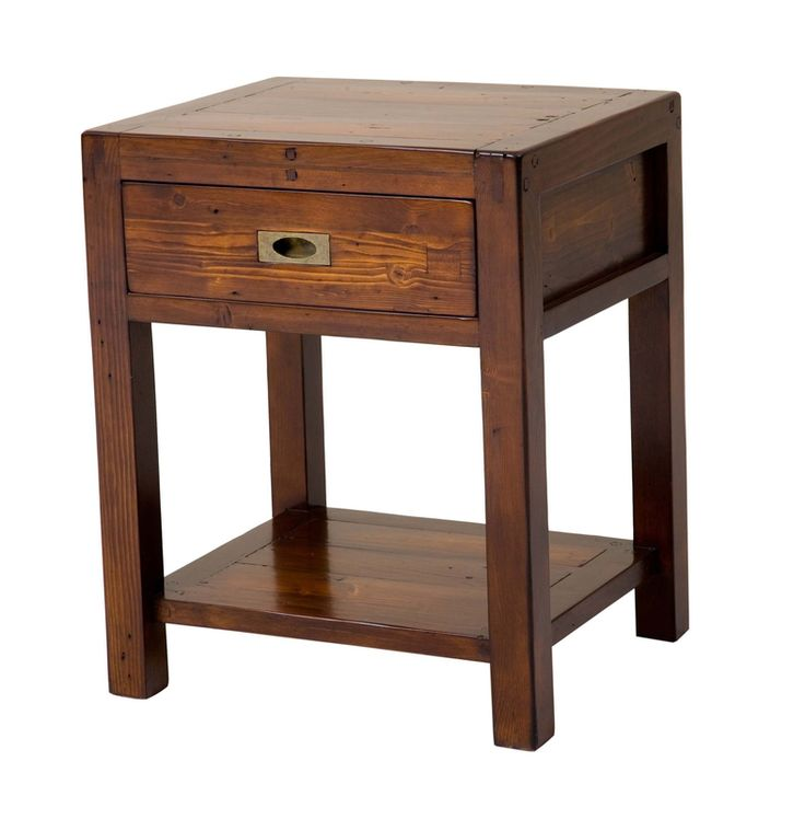 Marvelous The Post U0026 Rail Small End Table   Jamaican Sunset From LH Imports Is A  Unique
