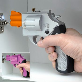 Power Screwdriver Gun