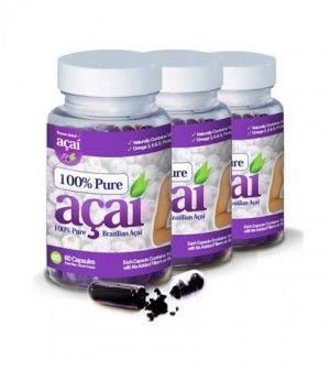 Acai Berry Supplements Some of the best health supplements you'll find
