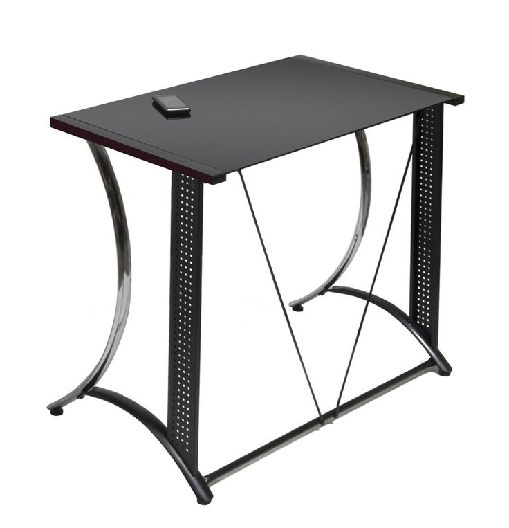 Studio Designs 50401 Monterey Desk / Black / Black