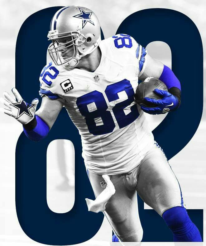 Jason Witten (82) Dallas Cowboys Kings